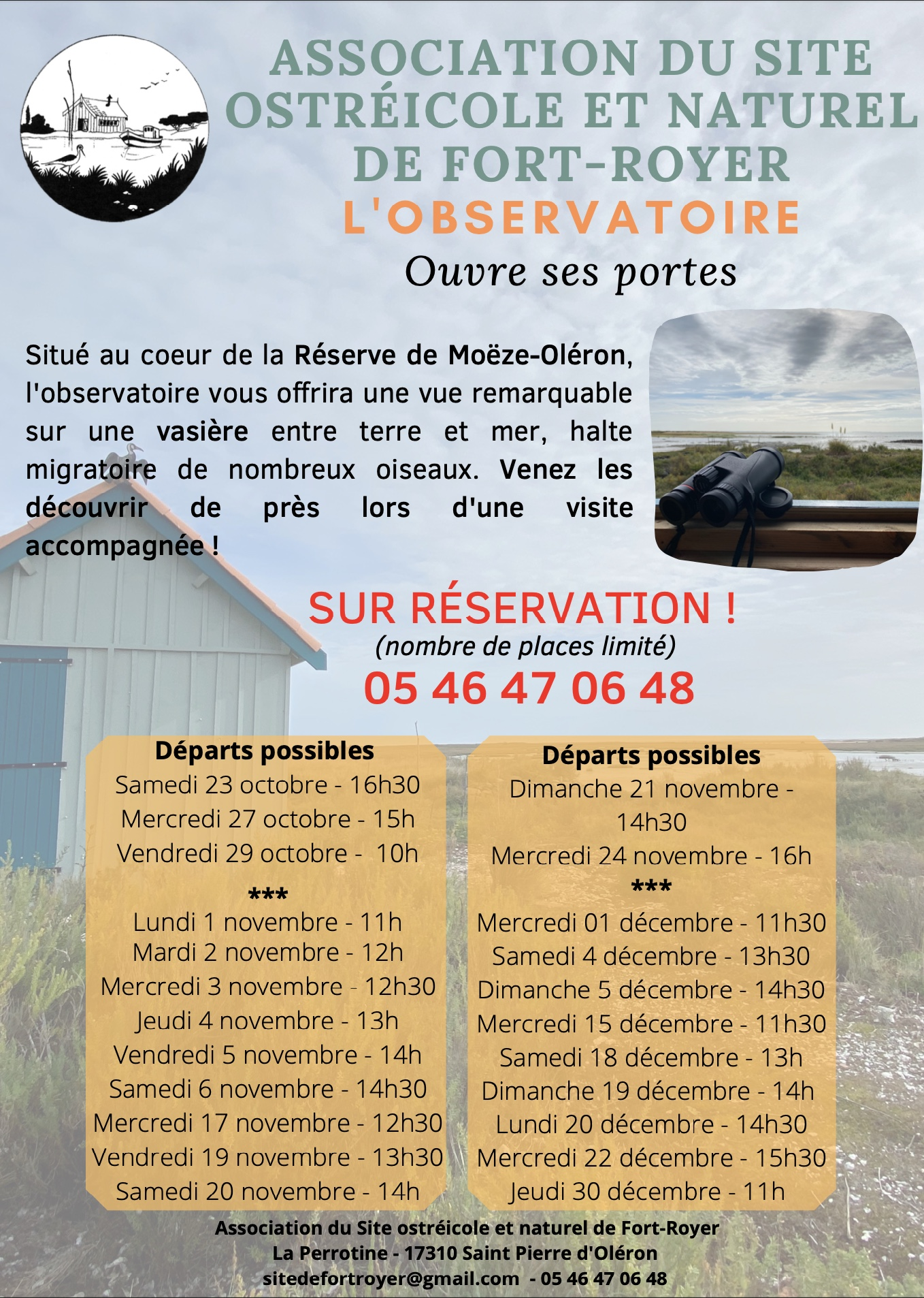 Fort-Royer : l'observatoire ouvre ses portes